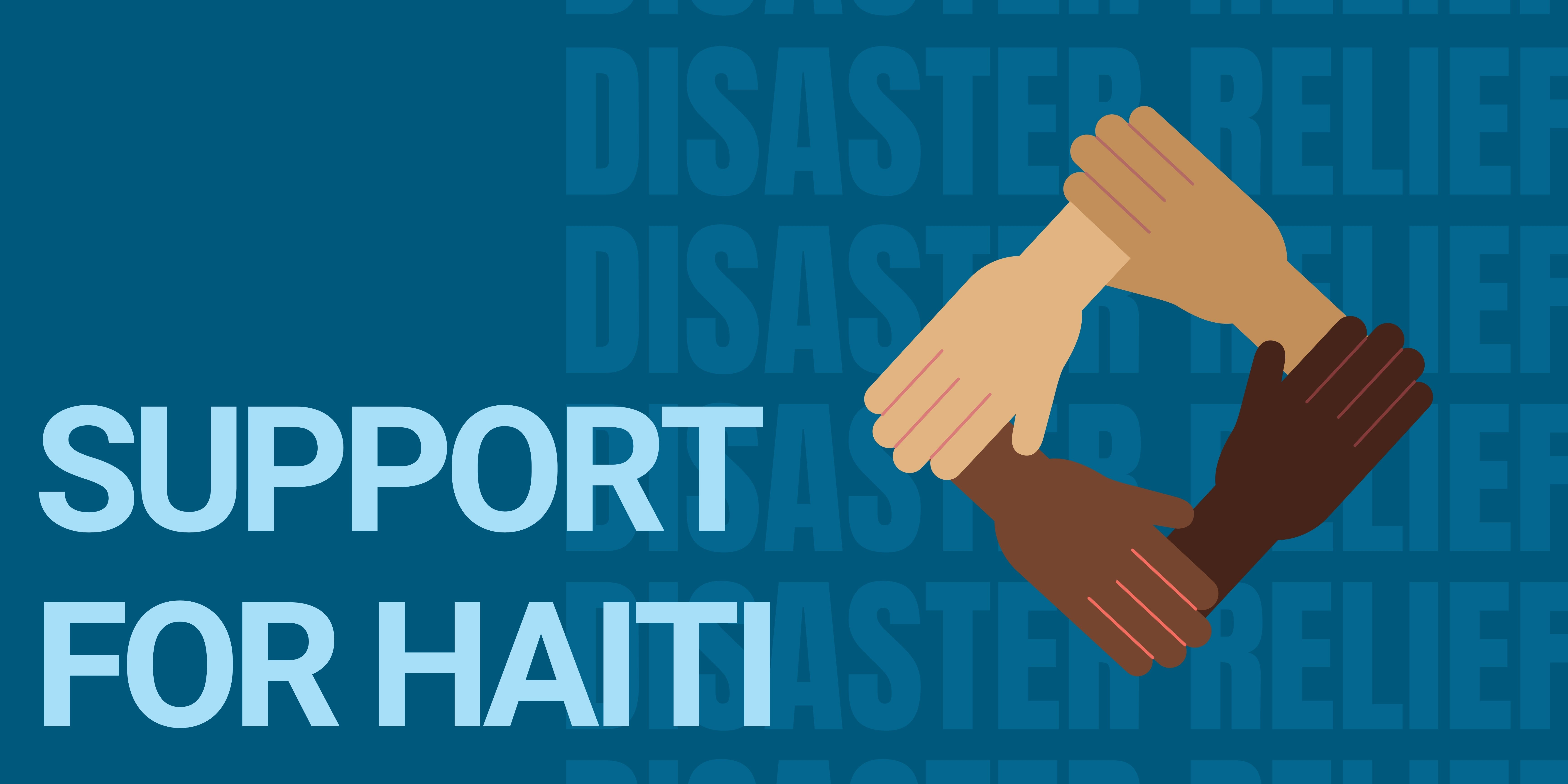 Disaster Relief Support for Haiti