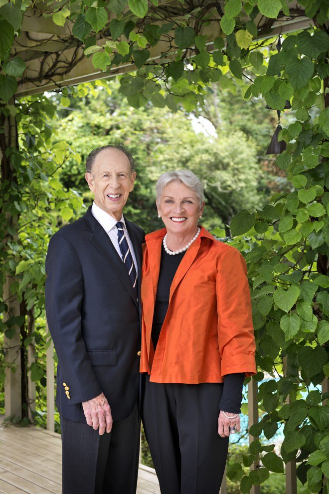 Mark and Pat Joseph